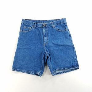 Two Pepper Mens Denim Jean Shorts